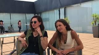 Kat Barrell & Dominique Provost-Chalkley interview