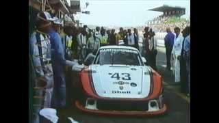 Alpine Renault - Résumé Le Mans 1978