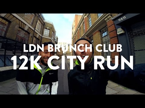 OUTDOOR RUNNING CLUB | London Brunch Club