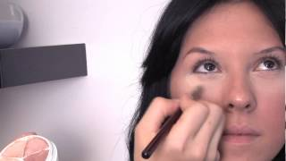 Where to Apply Under-Eye Concealer to Cover Dark Circles : Eye Makeup Advice