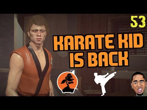 KARATE KID IS BACK!!! 🥋 Friday the 13th Gameplay #53