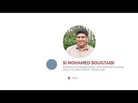 Si Mohamed a atteint ses objectifs grâce au MBA online Epitech