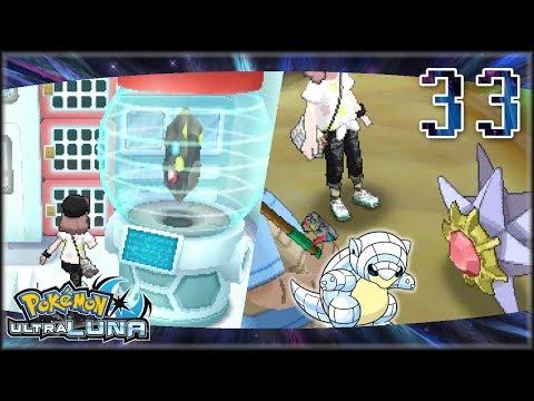 Pokémon Ultra Luna 33 - Camino a Pueblo Po ¿ Qué pasó con las celulas de Zygarde?