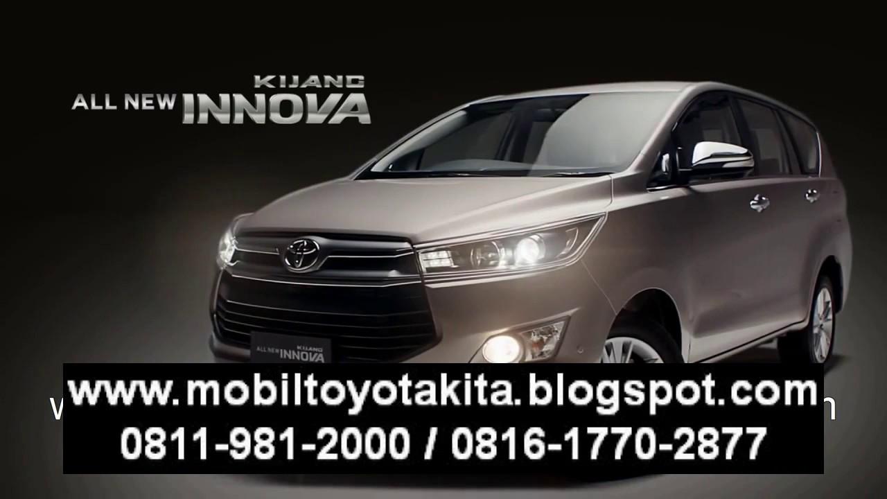 Cicilan All New Kijang Innova Camry Review Kredit Mobil Toyota Dp Murah Mobiltoyotakita Blogspot Com