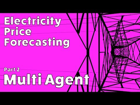 Multi Agent Models in Electricity Price Forecasting