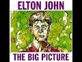 Elton John - I Can't Steer My Heart Clear of You (1997) With Lyrics!