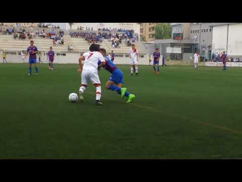 "LUKA ROMERO  resumen  ""finales torneo mallorca"" 2018"