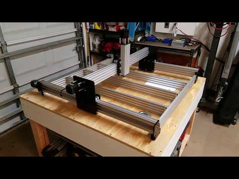 Workbee CNC Router: I Built A Table!
