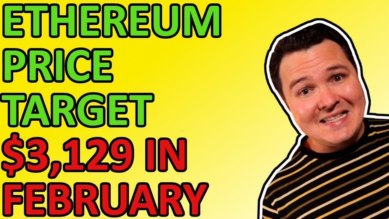 ETHEREUM PRICE PREDICTION 3129 ON FEBRUARY 24TH MEGA BULLISH CRYPTO NEWS EXPLAINED YouTube