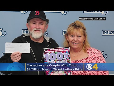 Perez - Massachusetts Couple Wins $1 Million Dollars For The Third Time