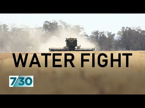 There Are Growing Tensions Over The Mining Industry's Thirst For Water In Northern NSW | 7.30