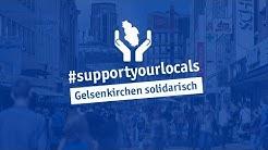 #supportyourtlocals Gelsenkirchen