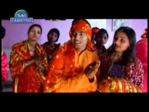 Lal Rang Chunariya - Bhojpuri Devotional Ambe Mata Ji Special New Video Bhakti Song Of 2012
