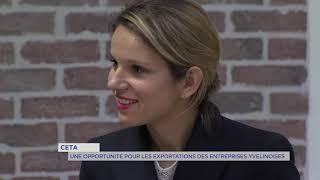 Yvelines | CETA : Une opportunité pour les exportations des entreprises yvelinoises