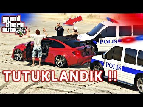GTA 5 ROLEPLAY 12 POLS BZ TUTUKLADI