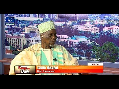 Buhari And APC Not Prepared To Rule Nigeria - Tanko Yakasai |Sunrise Daily|