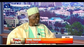 Buhari And APC Not Prepared To Rule Nigeria - Tanko Yakasai |Sunrise Daily|