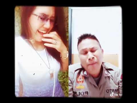 Lagi SyantiK 5iti Badri4h Versi Mau Mudik Lebaran Pak Polisi Tik Tok TiktoK Lucu Kocak Ngakak