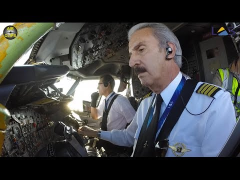 LAS Boeing 727-200F Super27 ULTIMATE COCKPIT FLIGHT Bogota - Quito [AirClips full flight series]