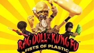 Rag Doll Kung Fu: Fists of Plastic - The Best Dumb Game Ever