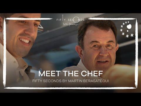 Chef Martin Berasategui - FIFTY SECONDS