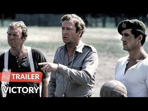 Victory 1981 Trailer HD | Michael Caine | Sylvester Stallone
