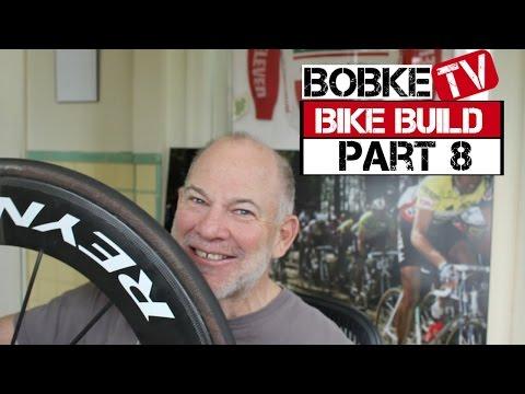 Building A Bike With Bob Roll Part 8 - Wheel Set