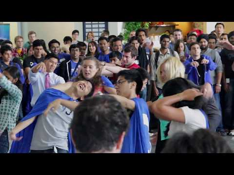 Qualcomm Intern Flash Mob - San Diego Summer 2013
