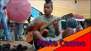 El Cafuso Cantando em frente ao Pátio Brasil #5 ~ O Rappa - Meu Mundo é o Barro