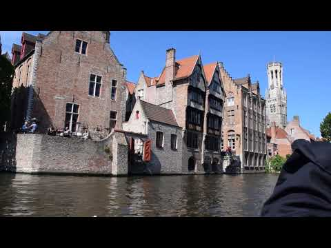 Scandinavia 2016 - Our day in Bruges