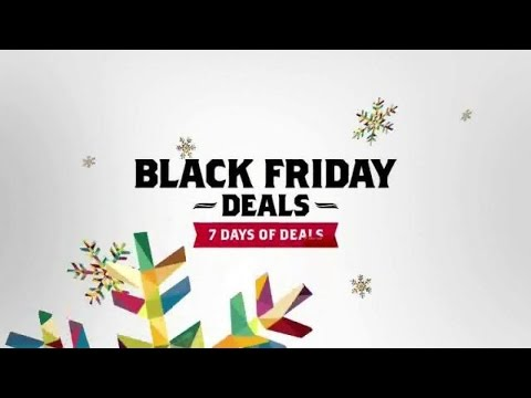 tv commercial lowes black friday deals christmas decorations never stop improving youtube - Black Friday Deals Christmas Decorations