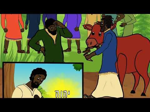 Children's Shabbat Lesson: Yah Sees the Heart