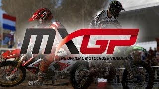 MXGP: The Official Motocross Videogame 2014 - PC - Gameplay - German/Deutsch - HD+