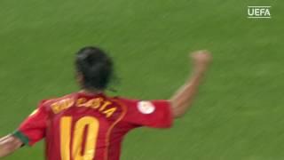 Pirlo, Rui Costa, Totti: EURO On This Day: 24 June