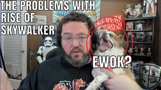 The Rise Of SKywalker - Spoiler Review. Why People Are So Frustrated With This Film.