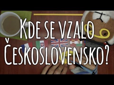 Kde se vzalo Československo? (4K) | Den vzniku samostatného československého státu