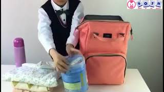 The Best Diaper Bag Backpack EVER (2018)