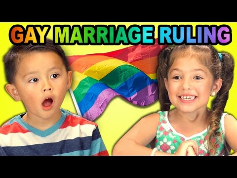 Thumbnail: Kids React to Gay Marriage Ruling