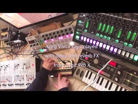 Sapporo Jam - ARP Odyssey & Volca Keys & Roland TR8 & Arturia Beatstep