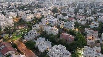 Tel Aviv Aerial - TZAHALA