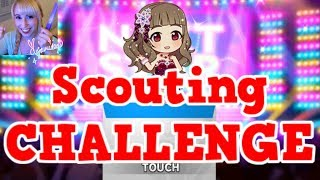 TRY NOT TO REACT: IDOLM@ster CG:SS LIM Nao SSR Scout! [ft. Christine Florence]