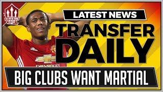 Anthony Martial Swap Deal Latest! MAN UTD TRANSFER NEWS 2018