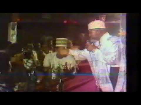 Bobby Benson Legendary Highlife Music Icon Performance at Caban Bamboo Lagos ( 1980)
