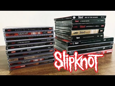 "Slipknot Collection Discographies 1999 - 2017 ""see description"" Mp3"