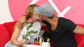 Der SHOPPING RUN 2017 Offiziell mit Bachelorette ELI + ANTHONY | click&care