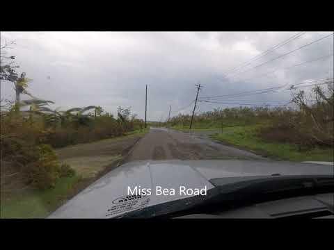 Hurricane Maria aftermath, St Croix, USVI