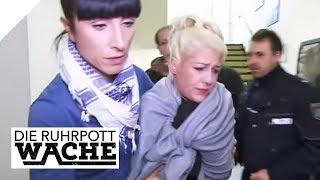 Frau OHNE Kleidung auf der Wache: Eine Exhibionistin? | Lara Grünberg | Die Ruhrpottwache | SAT.1 TV