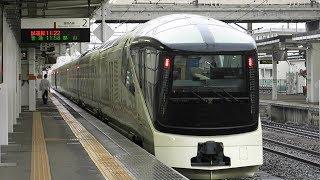 JR東日本 朝の会津若松駅にて TRAIN SUITE 四季島 エンジンモード & E721系 郡山行き 快速乗車 車窓6分ほど 2018 3