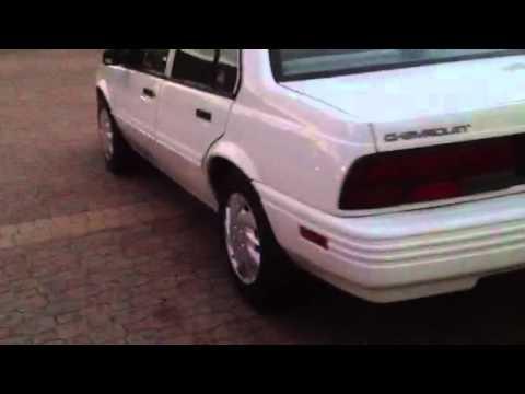 1992 chevrolet cavalier test drive video tour guide youtube rh youtube com