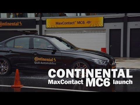 Continental MC6 launch